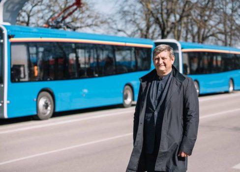 Alvydas Naujėkas, CEO UAB Vėjo projektai.